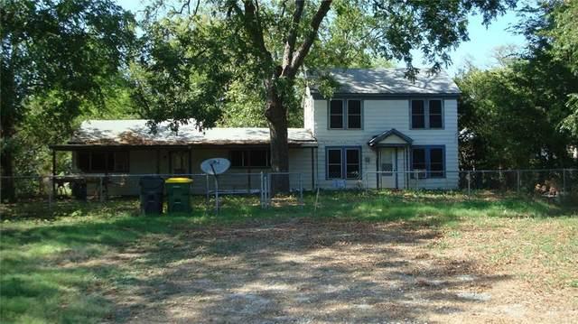 319 Maryland Street, Marlin, TX 76661 (MLS #201456) :: A.G. Real Estate & Associates