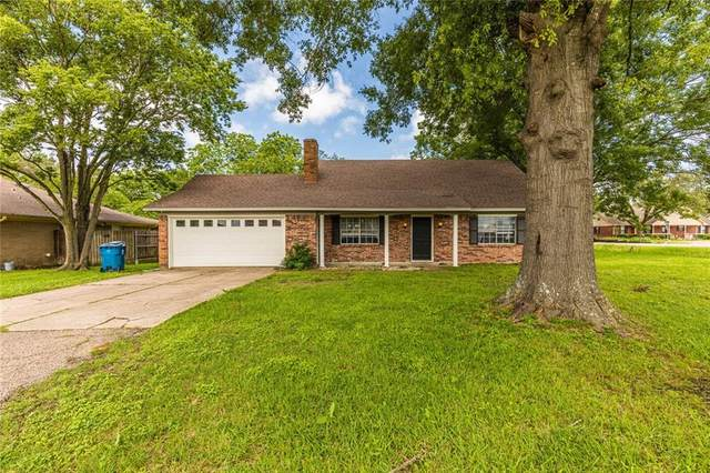 905 Park Lane, Mexia, TX 76667 (MLS #201465) :: A.G. Real Estate & Associates