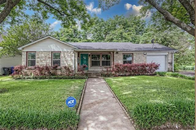 406 N 40th Street, Waco, TX 76710 (MLS #201491) :: A.G. Real Estate & Associates