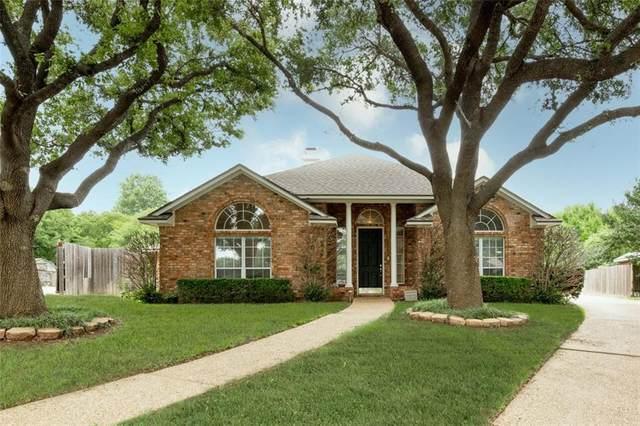 801 Meadow Mountain Drive, Waco, TX 76712 (MLS #201521) :: A.G. Real Estate & Associates