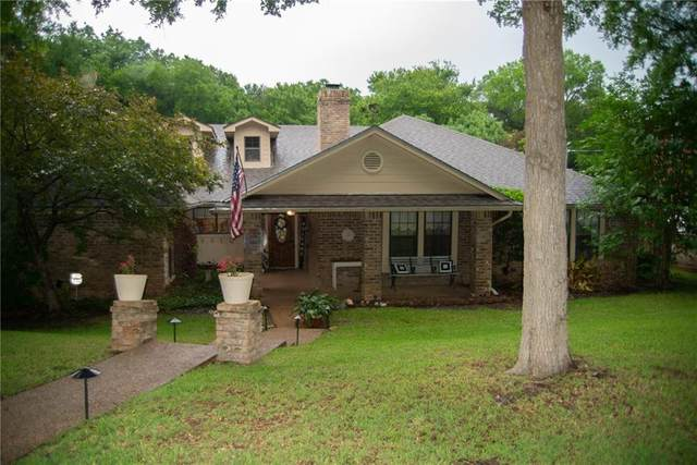 9015 Kingswood Place, Woodway, TX 76712 (MLS #201544) :: A.G. Real Estate & Associates