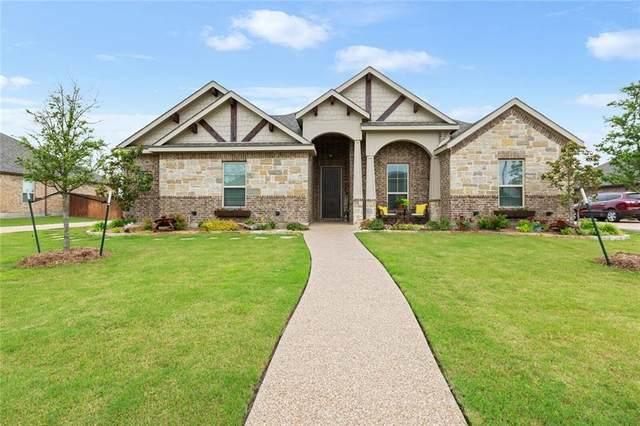 1083 Waverly Drive, Hewitt, TX 76643 (MLS #201549) :: A.G. Real Estate & Associates
