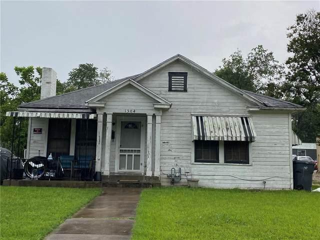 1504 Maple Avenue, Waco, TX 76707 (MLS #201553) :: A.G. Real Estate & Associates