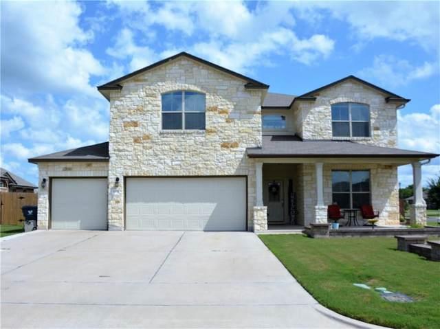 5516 Tama Drive, Waco, TX 76708 (MLS #201574) :: A.G. Real Estate & Associates