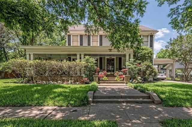 307 S Monroe Street, Mcgregor, TX 76657 (MLS #201585) :: A.G. Real Estate & Associates