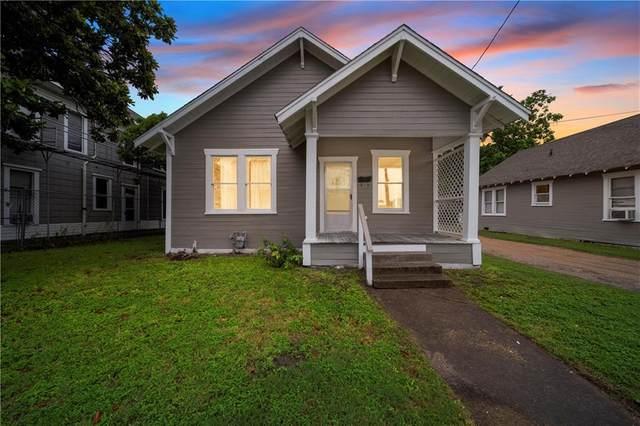 400 Live Oak Street, Marlin, TX 76661 (MLS #201596) :: A.G. Real Estate & Associates