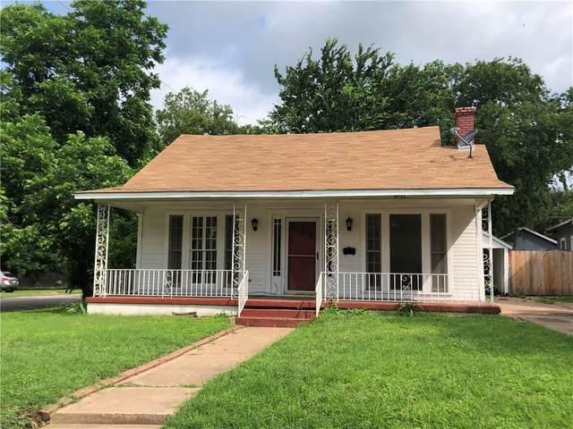 2625 Ethel Avenue, Waco, TX 76707 (MLS #201613) :: A.G. Real Estate & Associates