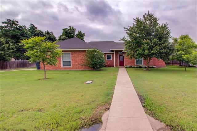 474 Ingred Avenue, Waco, TX 76705 (MLS #201616) :: A.G. Real Estate & Associates