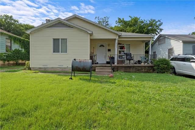 2725 Herring Avenue, Waco, TX 76708 (MLS #201619) :: A.G. Real Estate & Associates