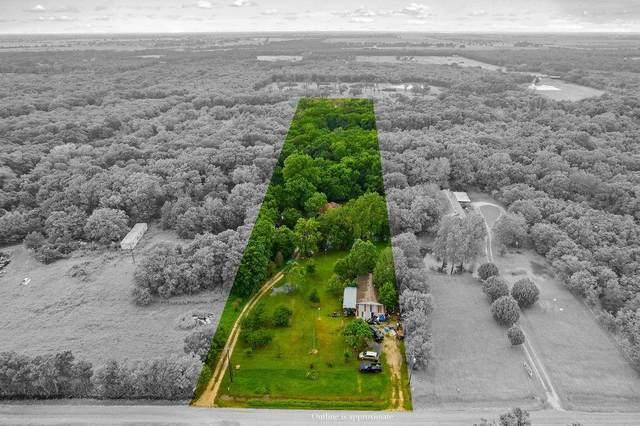 603 Old Sawmill Road, Axtell, TX 76624 (MLS #201641) :: A.G. Real Estate & Associates