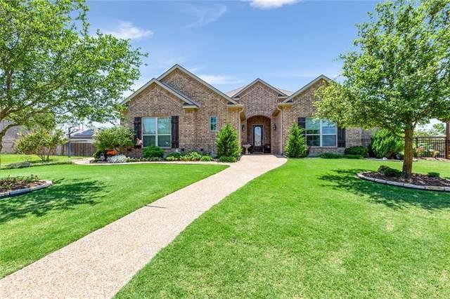 904 Burt Hollow, Hewitt, TX 76643 (MLS #201701) :: A.G. Real Estate & Associates
