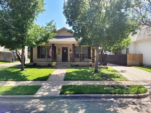 1805 S 9th Street, Waco, TX 76706 (MLS #201714) :: A.G. Real Estate & Associates