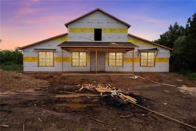210 Pamela Avenue, Chalk Bluff, TX 76705 (MLS #201716) :: A.G. Real Estate & Associates