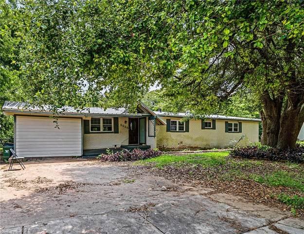 2225 Hermanson Drive, Waco, TX 76710 (MLS #201718) :: A.G. Real Estate & Associates