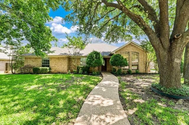 1300 Mesa Verde Drive, Waco, TX 76712 (MLS #201721) :: A.G. Real Estate & Associates