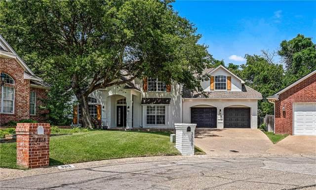 3309 Fox Hollow Circle, Waco, TX 76708 (MLS #201724) :: A.G. Real Estate & Associates