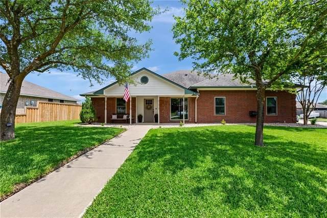 201 Topaz Circle, Hewitt, TX 76643 (MLS #201731) :: A.G. Real Estate & Associates