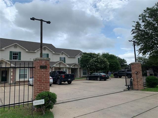 1724 S 15th Street #1, Waco, TX 76706 (#201748) :: Homes By Lainie Real Estate Group