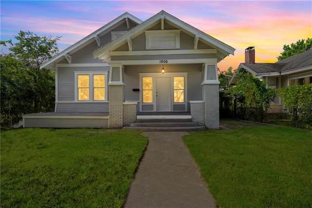 1906 Mitchell Avenue, Waco, TX 76708 (MLS #201752) :: A.G. Real Estate & Associates