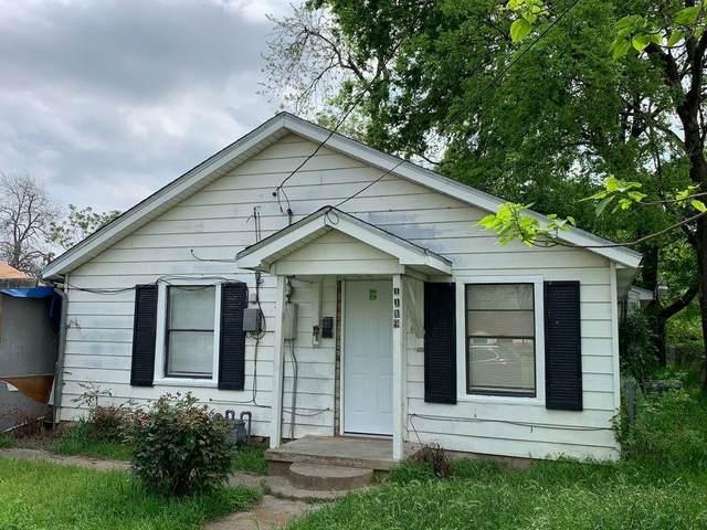 1119 Vine Street, Waco, TX 76704 (MLS #201753) :: A.G. Real Estate & Associates