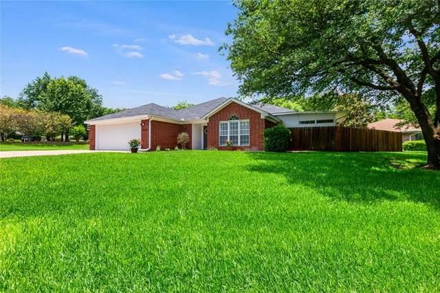 3218 Village Park Drive, Waco, TX 76708 (MLS #201757) :: A.G. Real Estate & Associates