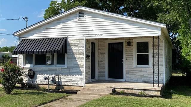 2220 S 9th Street, Waco, TX 76706 (MLS #201759) :: A.G. Real Estate & Associates