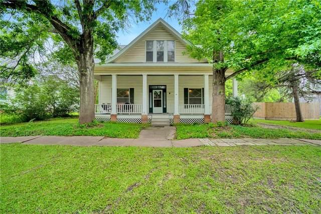 204 S Myrtle, Kosse, TX 76653 (MLS #201762) :: A.G. Real Estate & Associates