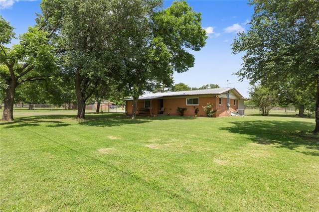 2386 Flat Rock Road, Waco, TX 76708 (MLS #201765) :: A.G. Real Estate & Associates