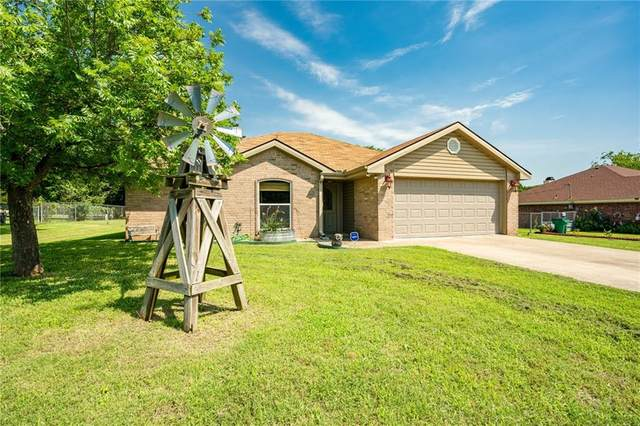 415 Ingred Avenue, Waco, TX 76705 (MLS #201777) :: A.G. Real Estate & Associates