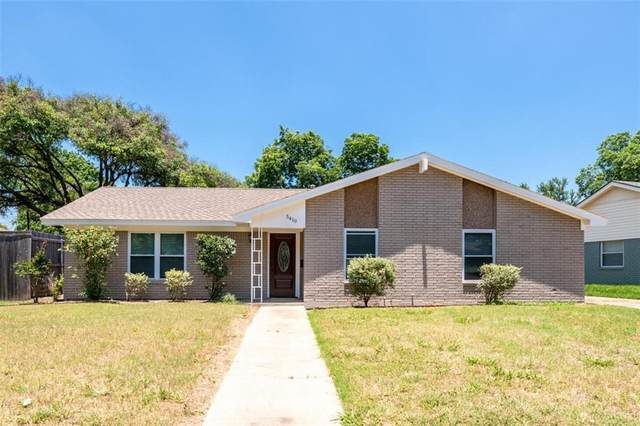 5419 Lake Crest Drive, Waco, TX 76710 (MLS #201785) :: Vista Real Estate