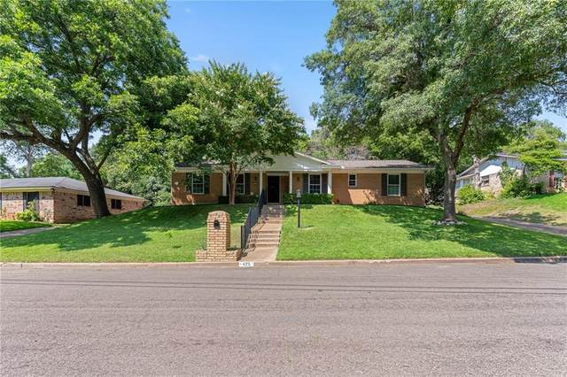 1125 Wedgewood Drive, Woodway, TX 76712 (#201791) :: Sunburst Realty