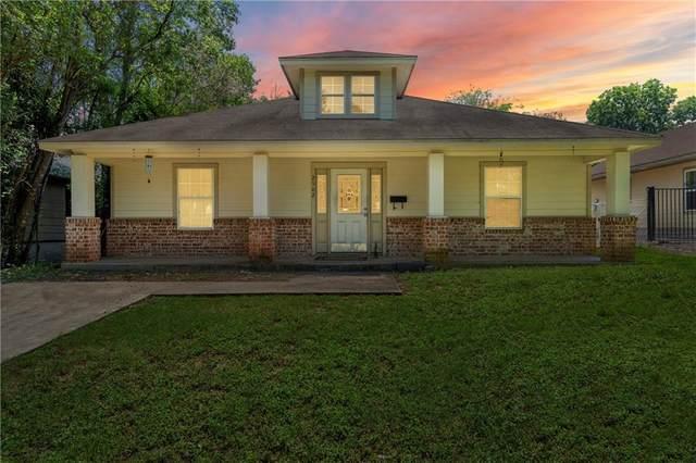 2502 Alexander Avenue, Waco, TX 76708 (MLS #201793) :: Vista Real Estate