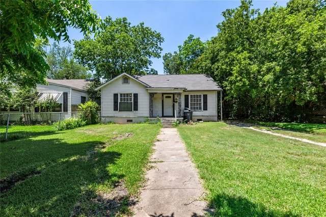 3323 Ethel Avenue, Waco, TX 76707 (#201801) :: Sunburst Realty