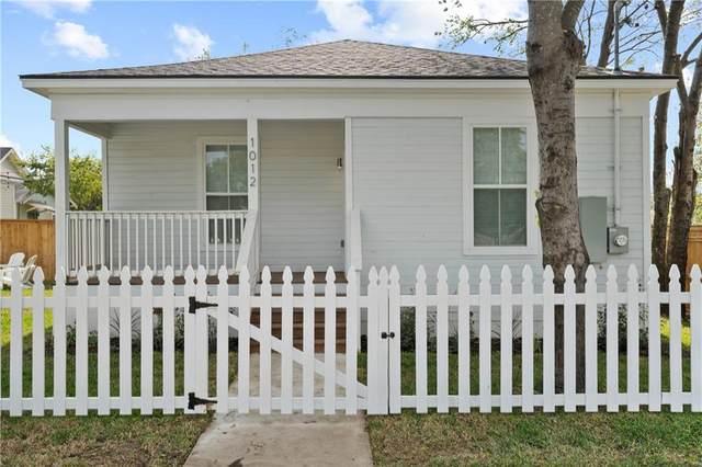 1012 Burnett Avenue, Waco, TX 76706 (MLS #201805) :: Vista Real Estate