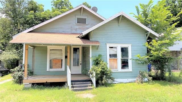 716 N 14th Street, Waco, TX 76707 (MLS #201811) :: Vista Real Estate