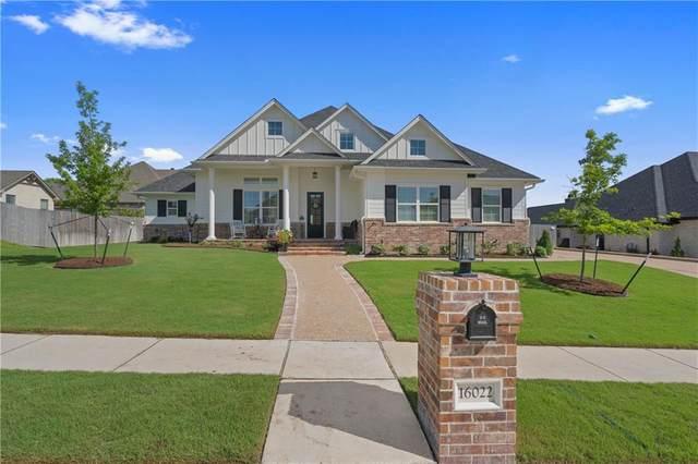 16022 Sorrento Drive, Woodway, TX 76712 (MLS #201812) :: Vista Real Estate