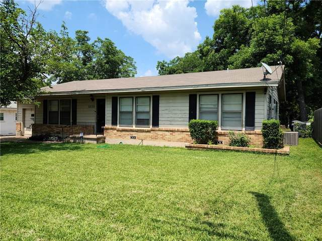 2509 N 43rd Street, Waco, TX 76710 (MLS #201814) :: A.G. Real Estate & Associates