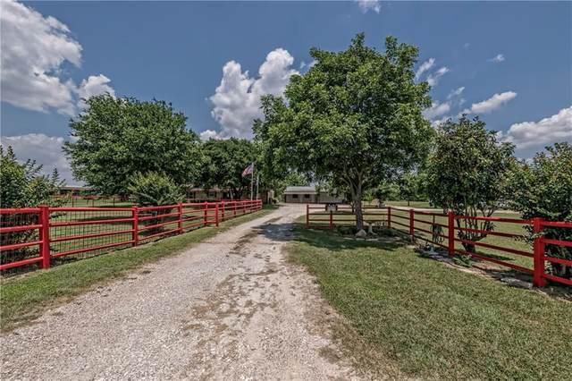 862 Dosher Lane, Waco, TX 76712 (MLS #201849) :: A.G. Real Estate & Associates