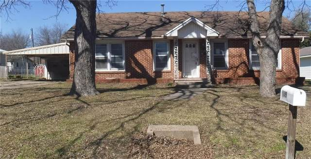 305 NE 6th Street, Hubbard, TX 76648 (#201856) :: Zina & Co. Real Estate