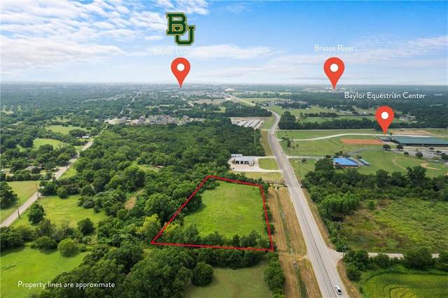 3801 S University Parks Drive, Waco, TX 76706 (#201875) :: Homes By Lainie Real Estate Group