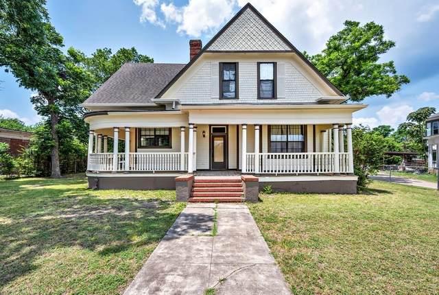 1220 N 18th Street, Waco, TX 76707 (MLS #201883) :: A.G. Real Estate & Associates