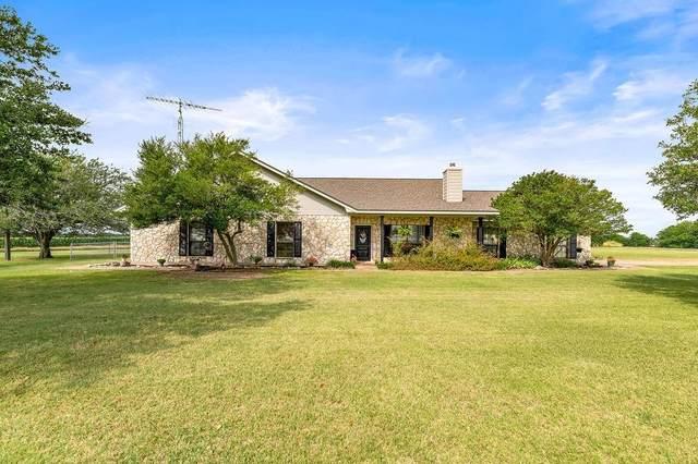 508 Tonk Creek Lane, Crawford, TX 76638 (MLS #201902) :: A.G. Real Estate & Associates