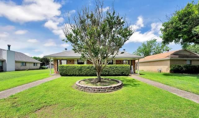 1401 - 1403 Chapel Ridge Road, Waco, TX 76712 (#201914) :: Sunburst Realty