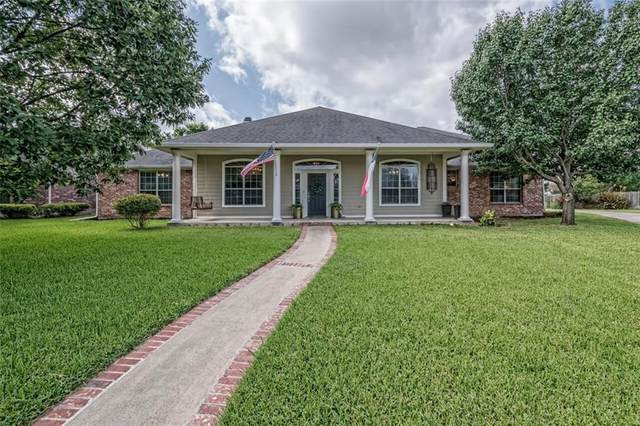 5632 Rosalie Drive, Waco, TX 76708 (MLS #201949) :: A.G. Real Estate & Associates