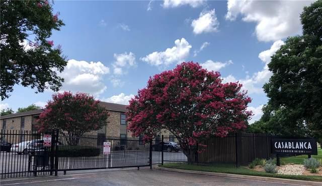 1421 S 12th Street #212, Waco, TX 76706 (#201961) :: Zina & Co. Real Estate