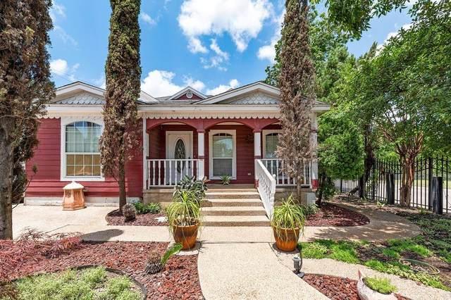 1701 Baylor Avenue, Waco, TX 76706 (MLS #201993) :: NextHome Our Town