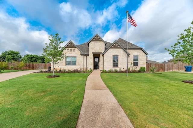 1093 Kreece Drive, Hewitt, TX 76643 (MLS #202004) :: A.G. Real Estate & Associates