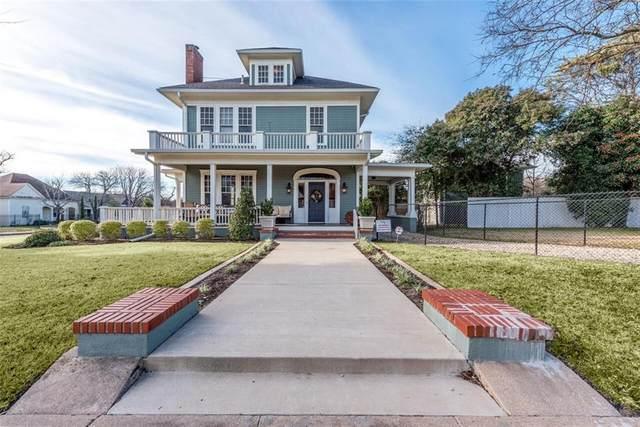 2001 Gorman Avenue, Waco, TX 76707 (MLS #202031) :: A.G. Real Estate & Associates