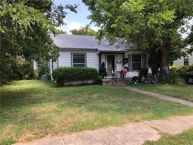 4025 Homan Avenue, Waco, TX 76707 (MLS #202033) :: A.G. Real Estate & Associates