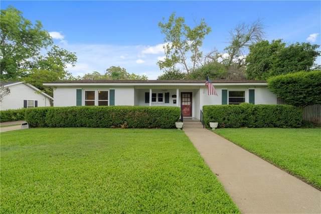 812 N 43rd Street, Waco, TX 76710 (MLS #202048) :: A.G. Real Estate & Associates